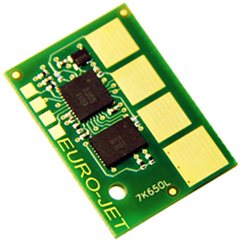 CHIP XEROX PHASER 6121 FOR YELLOW