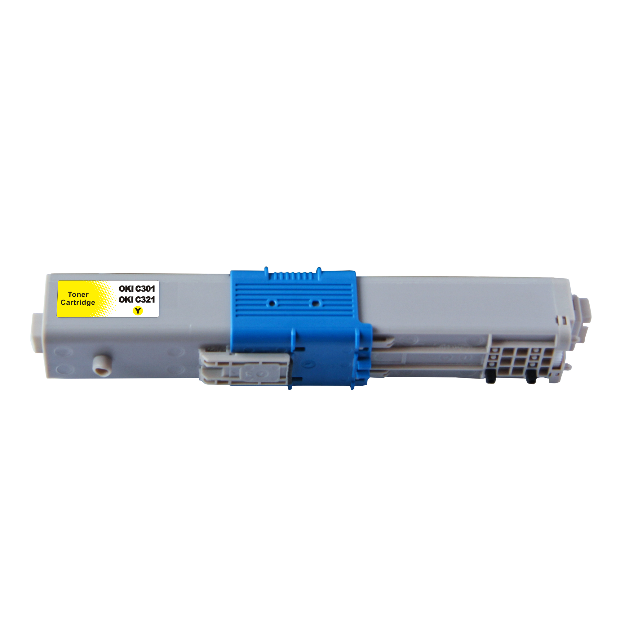 ΣΥΜΒΑΤΟ toner OKI 44973533 YELLOW C301/C321/MC322/MC342