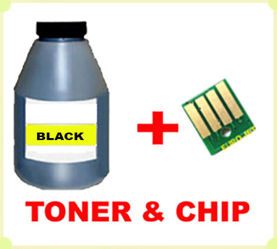 ΣΥΜΒΑΤΟ Toner Bottles  + CHIP SAMSUNG  CLP-310 Black