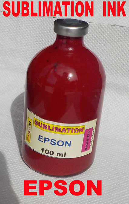 SUBLIMATION INK MAGENTA 100ml for EPSON