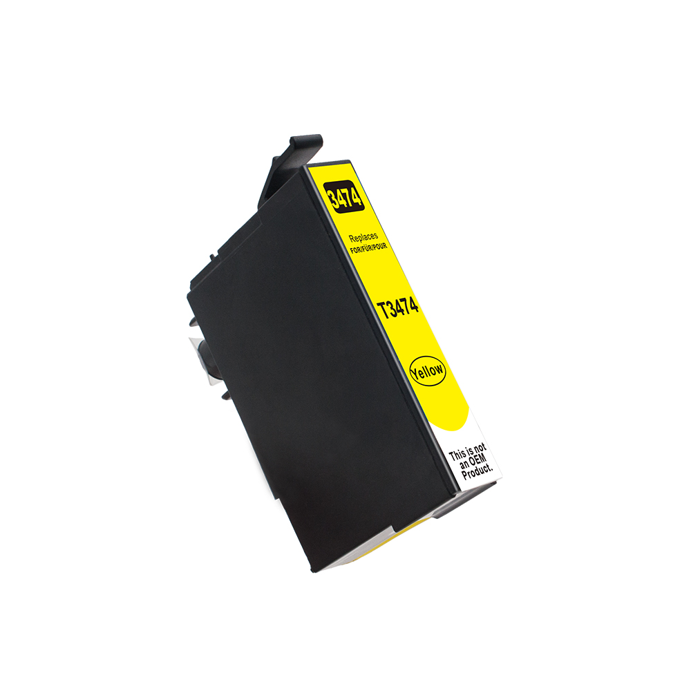 EPSON 34XL T3474 YELLOW ΣΥΜΒΑΤΟ INK(C13T34744010)