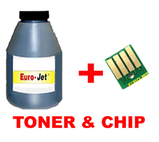ΣΥΜΒΑΤΟ TONER BLACK BOTTLES + CHIP RICOH SP C250