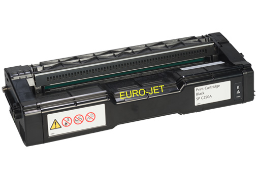 RICOH SP C250 BLACK ΣΥΜΒΑΤΟ TONER 407543 2K
