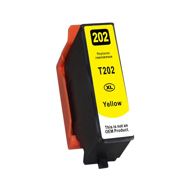 EPSON 202XL YELLOW ΣΥΜΒΑΤΟ ΜΕΛΑΝΙ, XP-6000, C13T02H44010